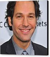 Paul Rudd At Arrivals For Ifps 20th Canvas Print by Everett