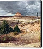 Pawnee Grasslands Canvas Print by Ric Soulen