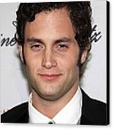 Penn Badgley At Arrivals For The 2009 Canvas Print by Everett