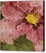 Petaline - Ar01bt05 Canvas Print