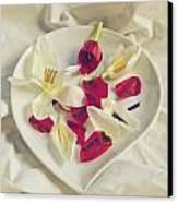 Petals Canvas Print by Joana Kruse