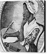 Phillis Wheatley 1753-1784, The First Canvas Print