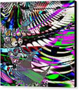 Phoenix Rising . S3.s9 Canvas Print by Wingsdomain Art and Photography