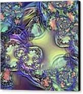 Phytoplankton Canvas Print