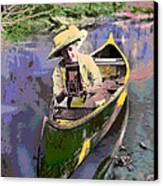 Picture Perfect Canvas Print by Charles Shoup