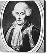 Pierre-simon Laplace, French Polymath Canvas Print by Omikron