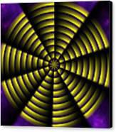 Pinwheel Canvas Print by Christopher Gaston