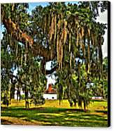 Plantation Canvas Print by Steve Harrington
