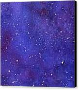 Pleiades Canvas Print by Sharon Farber