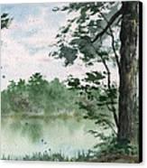 Plein Air 11 Canvas Print