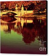 Pocket Of The City Canvas Print by Dana DiPasquale