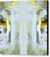 Pond In Fairyland Canvas Print by Joe Halinar