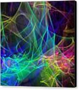 Power Of The Climax 7 Canvas Print by Cyryn Fyrcyd