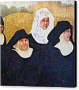 Praenuntius Canvas Print by Leda Miller