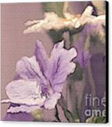 Pretty Bouquet - A05t01 Canvas Print by Variance Collections