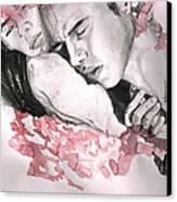 Prodigal Lover Canvas Print