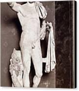 Pupienus Maximus (c178-238) Canvas Print