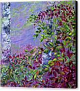 Purple Haze Canvas Print by Joanne Smoley