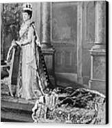 Queen Alexandra, 1902 Canvas Print by Omikron