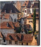 Quercy Canvas Print