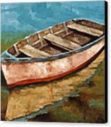 Racien Llegado Canvas Print by Jose Romero