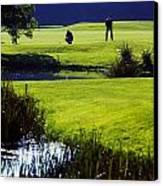 Rathsallagh Golf Club, Co Wicklow Canvas Print