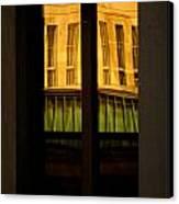 Rectangular Reflection Canvas Print by Aimelle