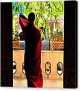 Red Divine Canvas Print by Dean Harte