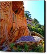 Red Rock Canyon 46 Canvas Print