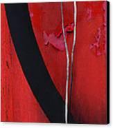 Redrum Canvas Print by Skip Hunt