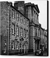 Regent Quay Aberdeen Scotland Uk Canvas Print