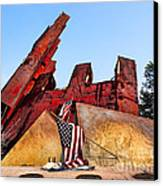 Remember September 11th Canvas Print