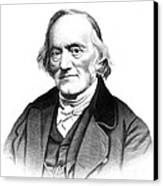 Richard Owen, English Paleontologist Canvas Print