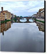 River Armo. Canvas Print by Terence Davis