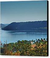 River View IIi Canvas Print