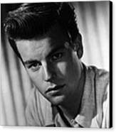 Robert Wagner, 1950s Canvas Print by Everett