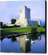 Ross Castle, Lough Leane, Killarney Canvas Print
