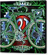 Rotrax Canvas Print by Mark Jones