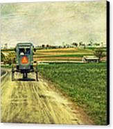 Route 716 Canvas Print