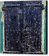 Rusted Through Canvas Print