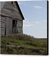 Rustic Barn Still Standing Canvas Print