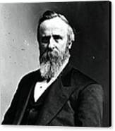 Rutherford B. Hayes, 19th American Canvas Print