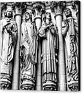 Saint John The Divine Canvas Print