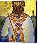 Saint Leolino Canvas Print by Artur Sula
