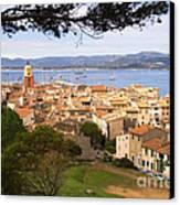 Saint Tropez 1 Canvas Print