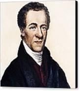Samuel E. Cornish Canvas Print by Granger