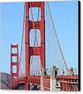 San Francisco Golden Gate Bridge . 7d8164 Canvas Print