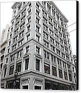 San Francisco Shreve And Company On Grant Street - 5d17918 Canvas Print