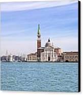 San Giorgio Maggiore Canvas Print by Joana Kruse