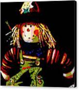 Scarecrow Canvas Print by David Alvarez